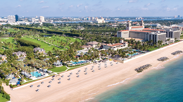 the breakers palm beach beachfront experience
