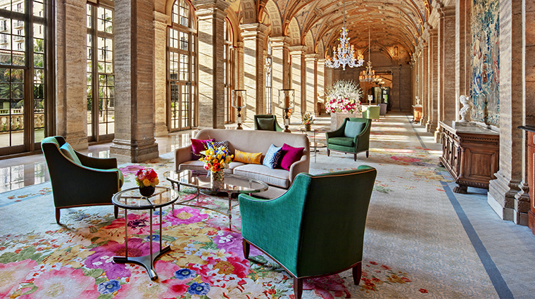 the breakers palm beach lobby