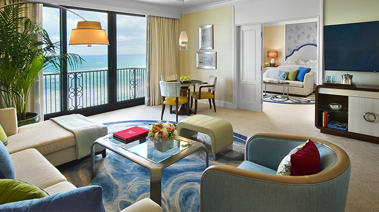 the breakers palm beach premium atlantic suite