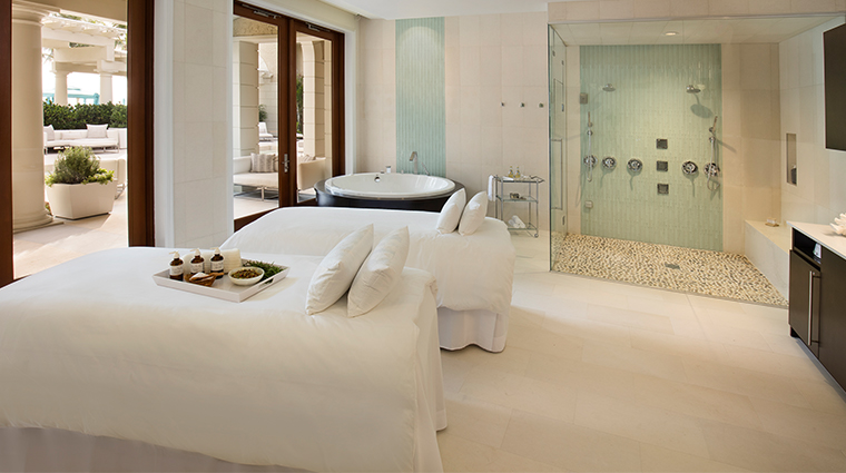 the breakers palm beach spa suite