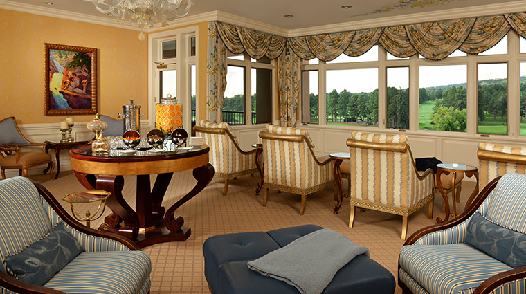 the broadmoor spa mountian view room