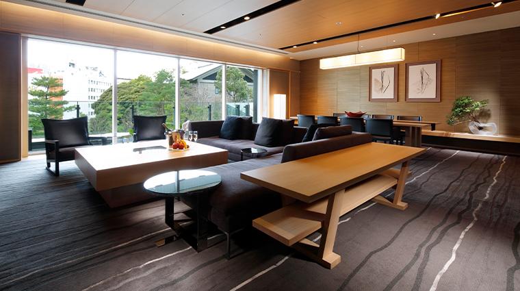 the capitol hotel tokyu Sanno Suite