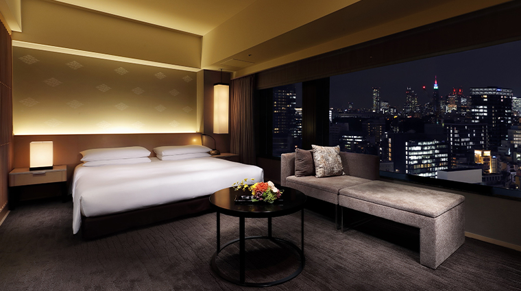 the capitol hotel tokyu deluxe king night