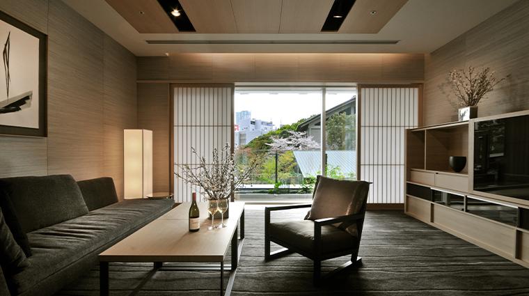 the capitol hotel tokyu garden suite