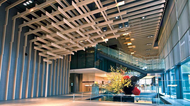 the capitol hotel tokyu lobby