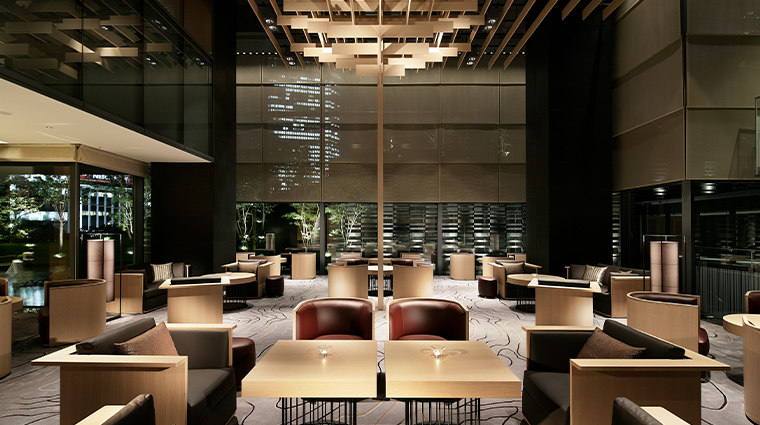 the capitol hotel tokyu lounge