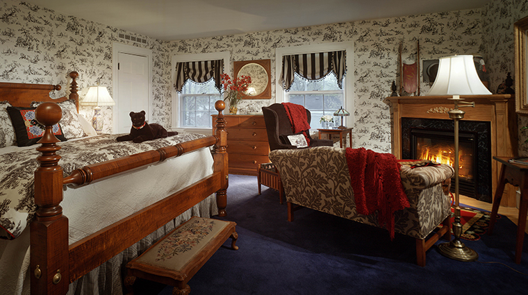 the bernards inn americana suite