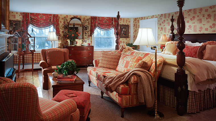 the bernards inn regulator suite bedroom