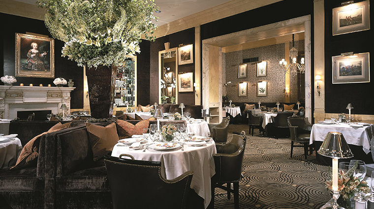 the carlyle a rosewood hotel The Carlyle Restaurant