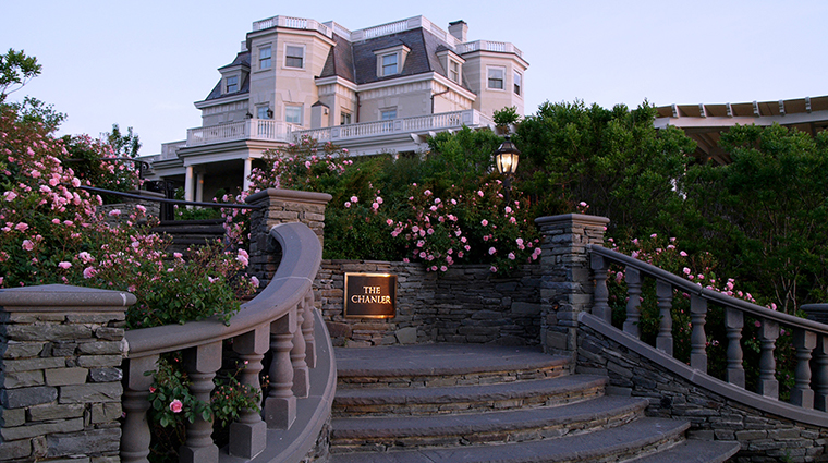 the chanler entrance