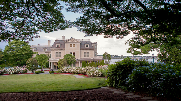 the chanler exterior