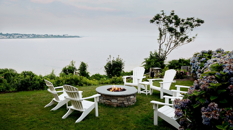 the chanler firepit