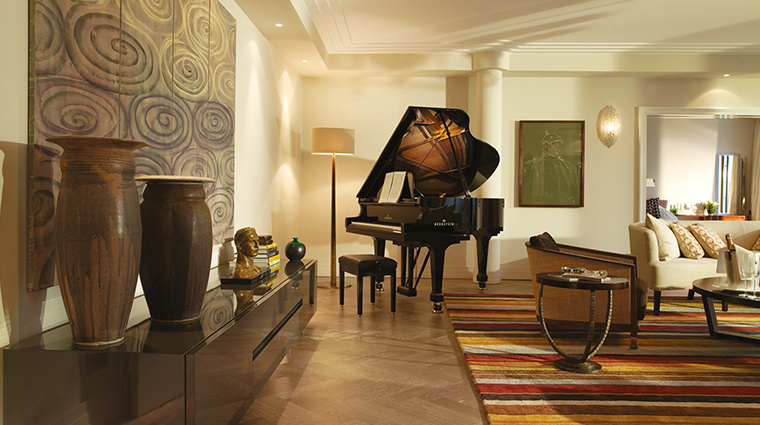 The Charles monforte suite piano