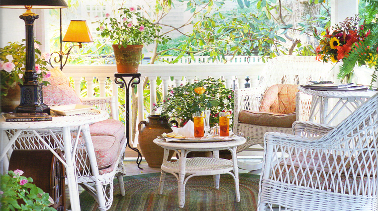 the charlotte inn summer house porch