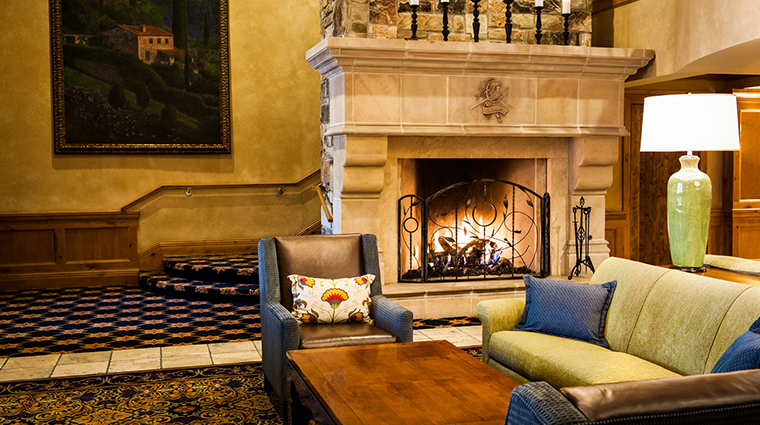 PropertyImage ChateauxDeerValley Hotel PublicSpaces Lobby CreditTheChateauxDeerValley