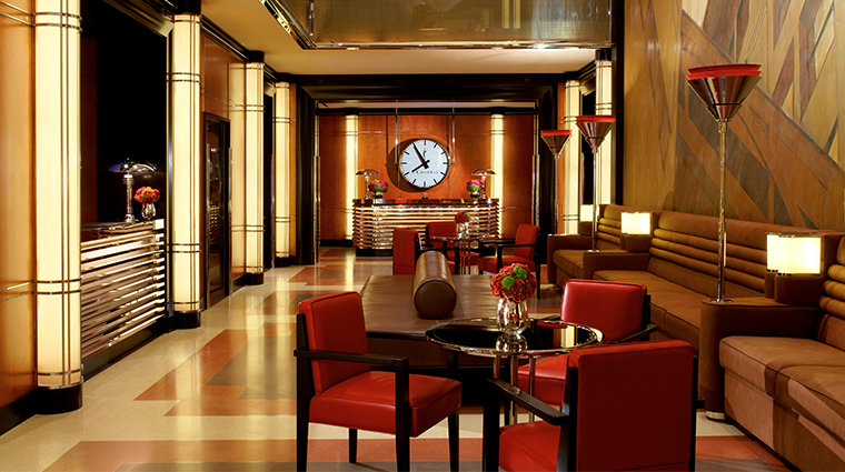 the chatwal a luxury collection hotel lobby