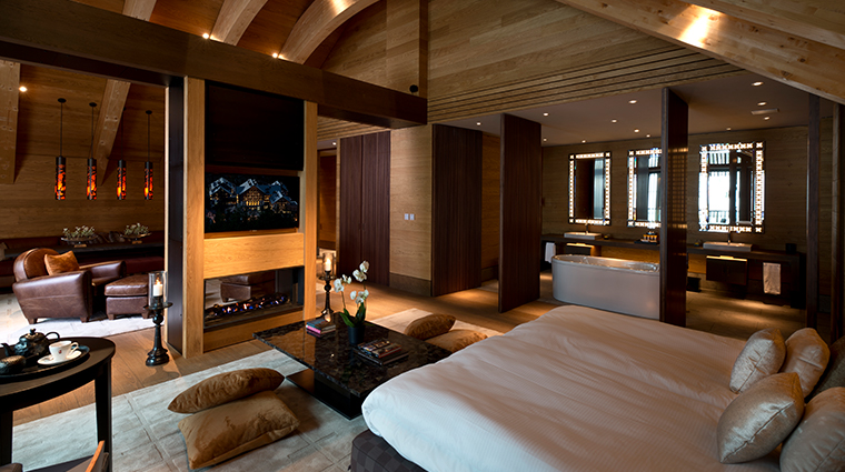 the chedi andermatt suite