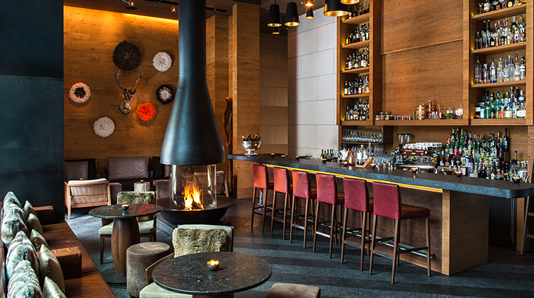 the chedi andermatt the bar