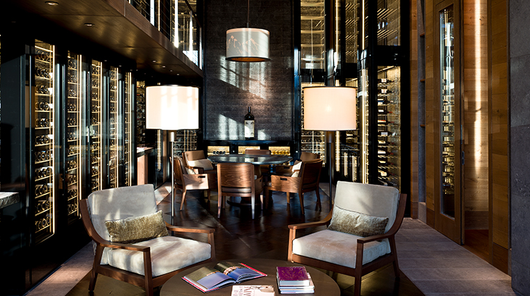 the chedi andermatt wines