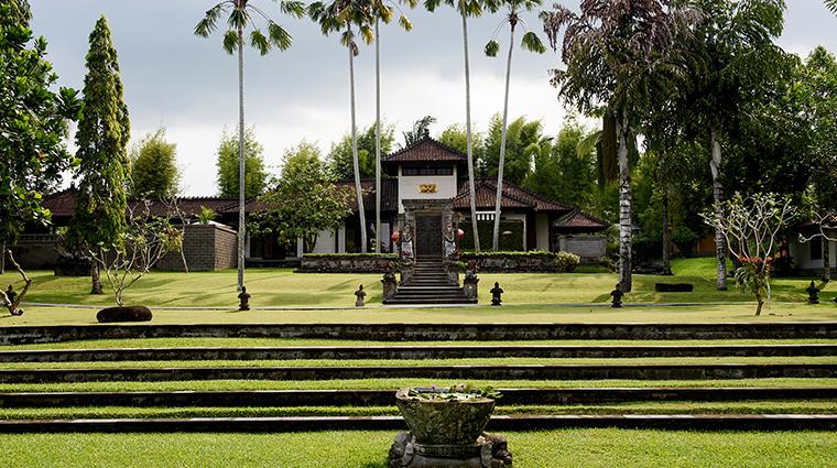 the chedi club tanah gajah ubud bali Hadiprana Villa Exterior