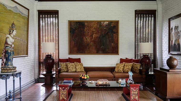 the chedi club tanah gajah ubud bali spa pool villa