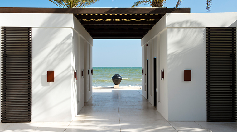 the chedi muscat overview