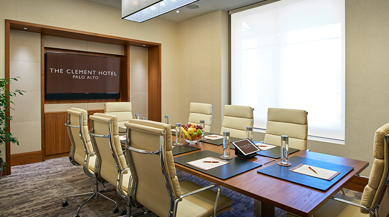 the clement hotel meeting room