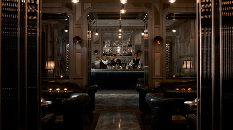 the connaught Connaught bar