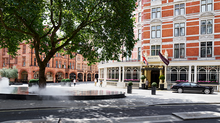 the connaught exterior day