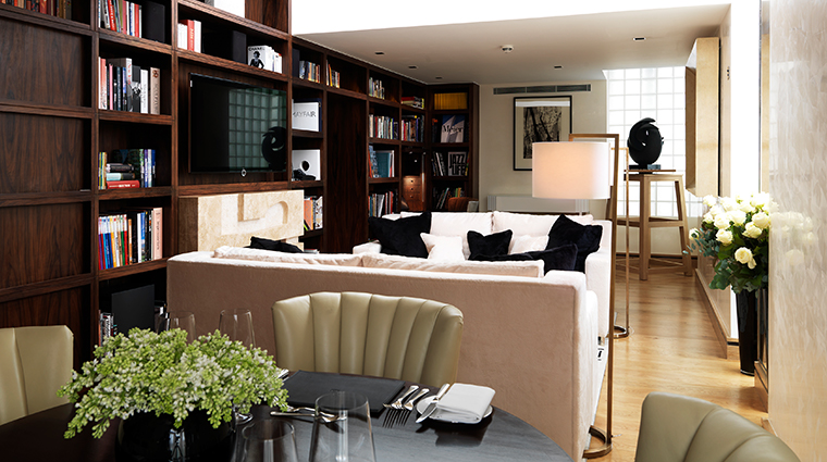 the connaught library suite
