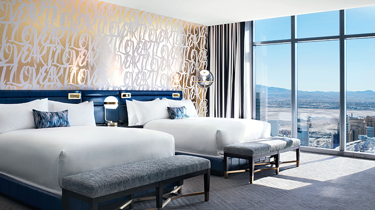the cosmopolitan of las vegas new city room queen