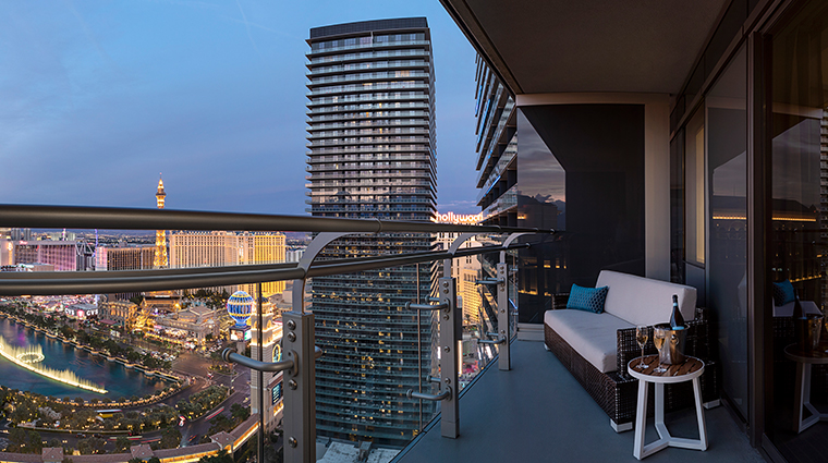 the cosmopolitan of las vegas new terrace photo