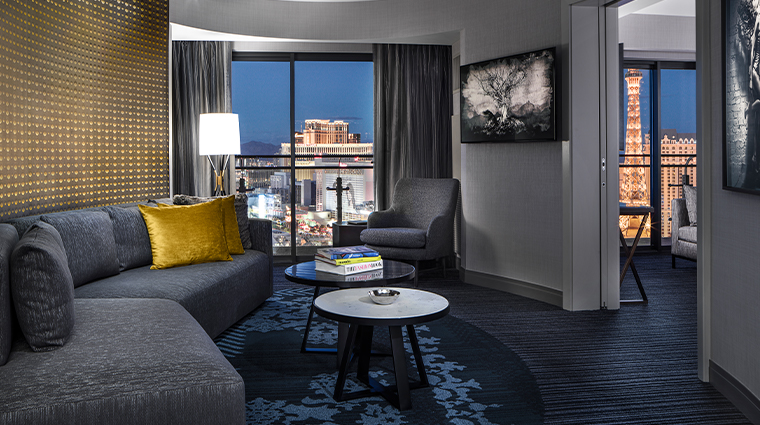 the cosmopolitan of las vegas new terrace suite