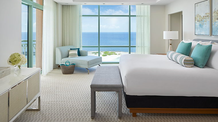 the cove atlantis sapphire bedroom