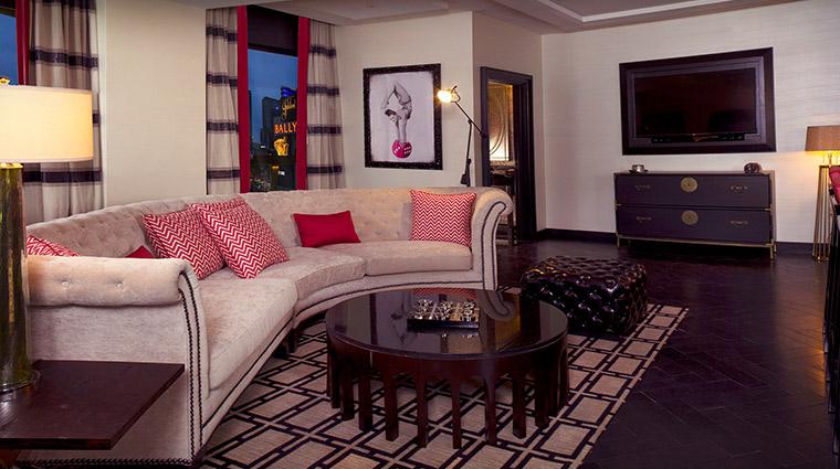 The Cromwell lounge