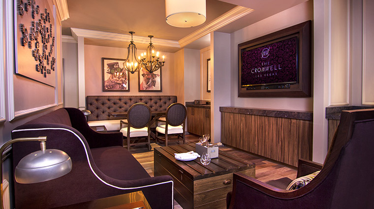 The Cromwell parlour suite