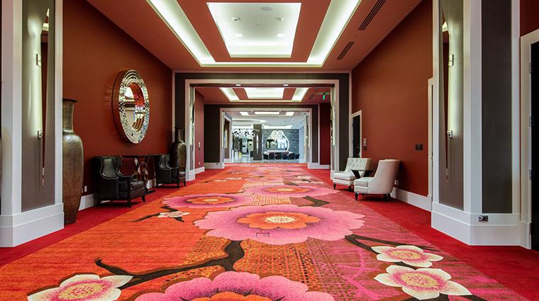 the davenport grand hotel autograph collection ballroom prefunction