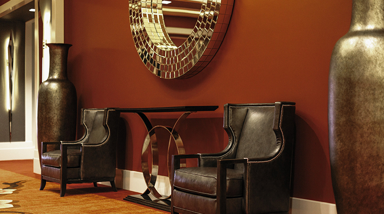 the davenport grand hotel autograph collection common seating area