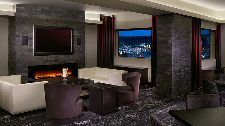 the davenport grand hotel autograph collection grand govenor suite living