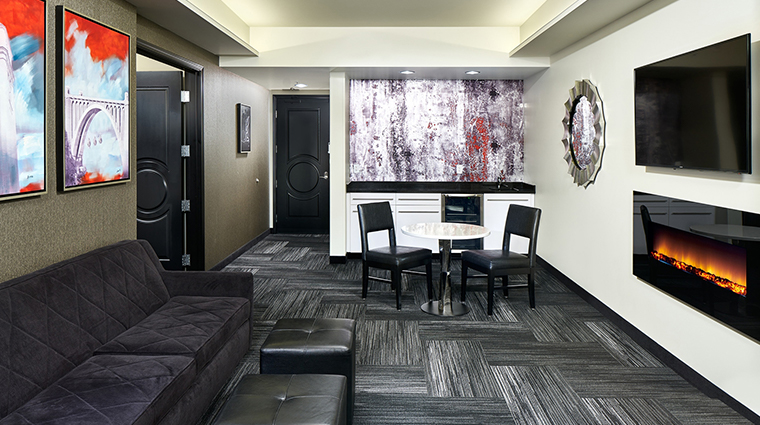 the davenport grand hotel autograph collection grand penthouse living