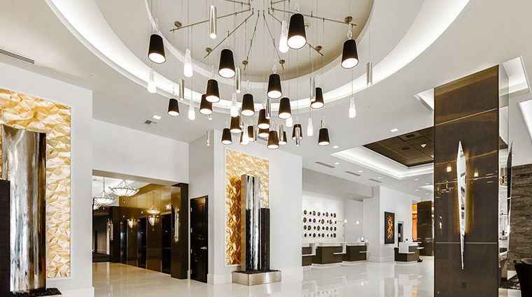 the davenport grand hotel autograph collection lobby front desk