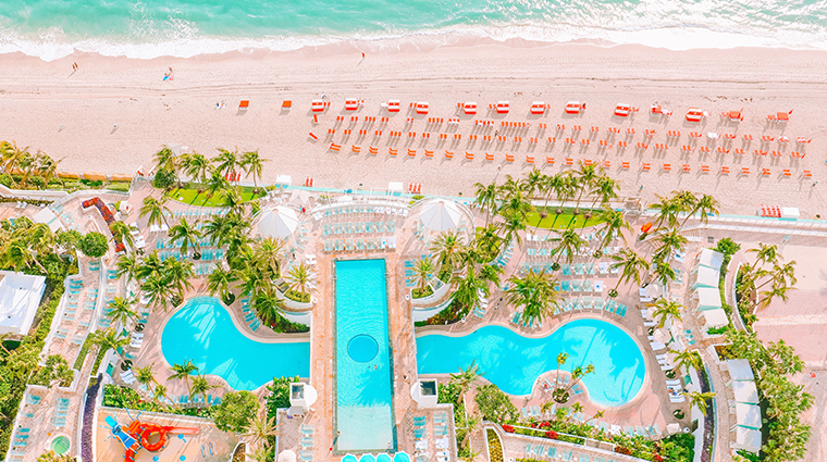 Be A VIP At A Florida Beach Getaway