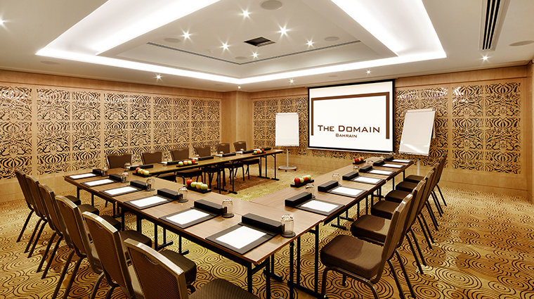the domain hotel and spa meeting room
