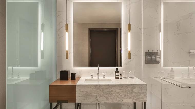 the douglas autograph collection bathroom mirror