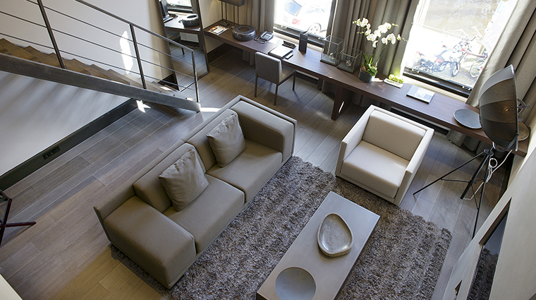 the dylan luxury suite Serendipity