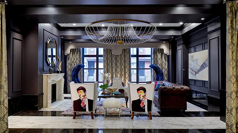 the edwin hotel lobby