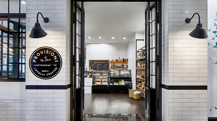 the edwin hotel provisions
