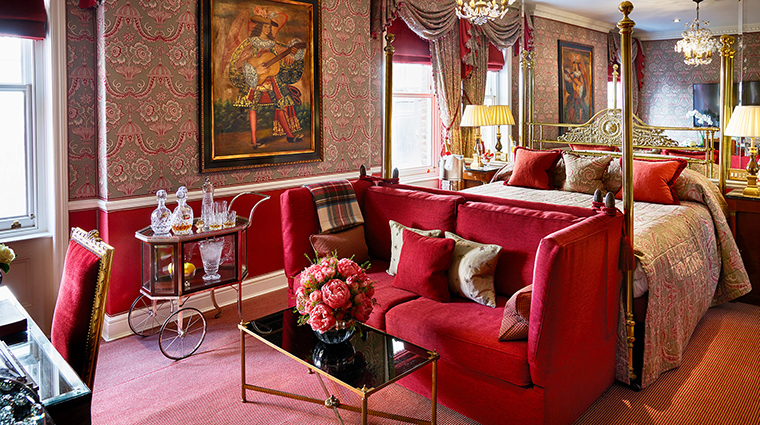 The egerton house hotel V&A Suite