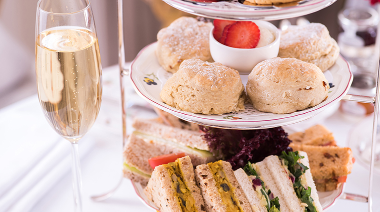 The egerton house hotel tea