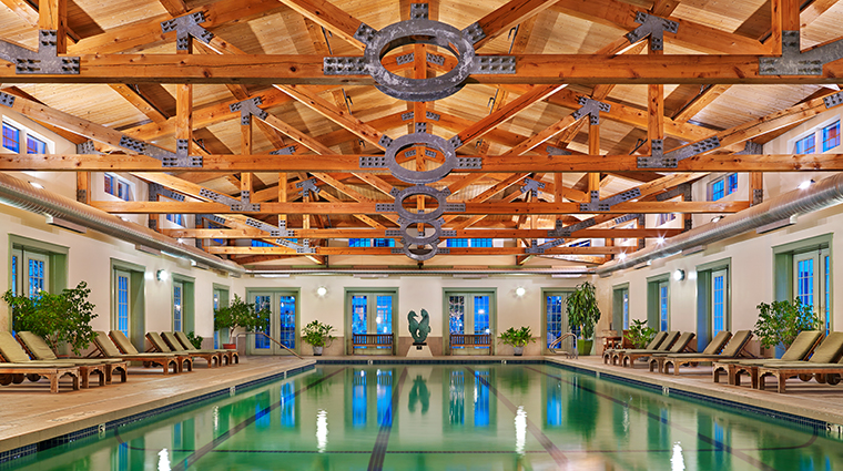 the equinox a luxury collection golf resort spa indoor pool